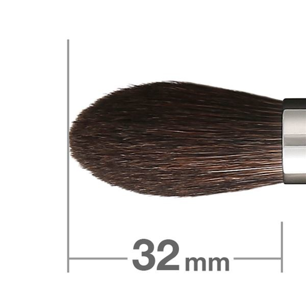Кисть для пудры HAKUHODO Powder Brush Tapered G5521