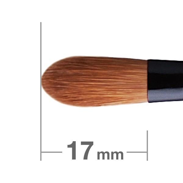 Кисть для консилера HAKUHODO Concealer Brush Round & Flat G537