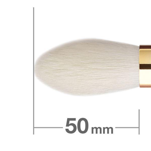 Кисть для румян HAKUHODO Blush Brush Tapered S103
