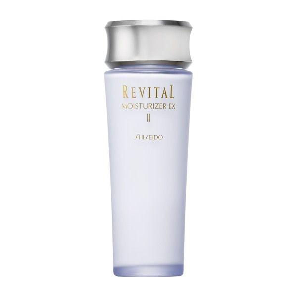 Молочный лосьон SHISEIDO Revital Moisturizer EX II для сухой кожи лица