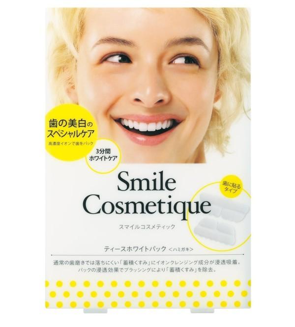 Отбеливающие наклейки для зубов Smile Cosmetique