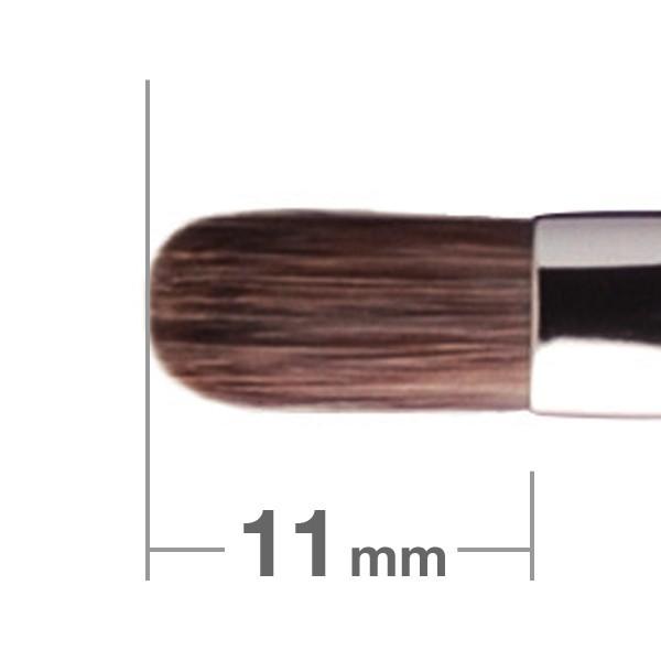 Кисть для губ и консилера HAKUHODO Lip & Concealer Brush Round & Flat J171HS