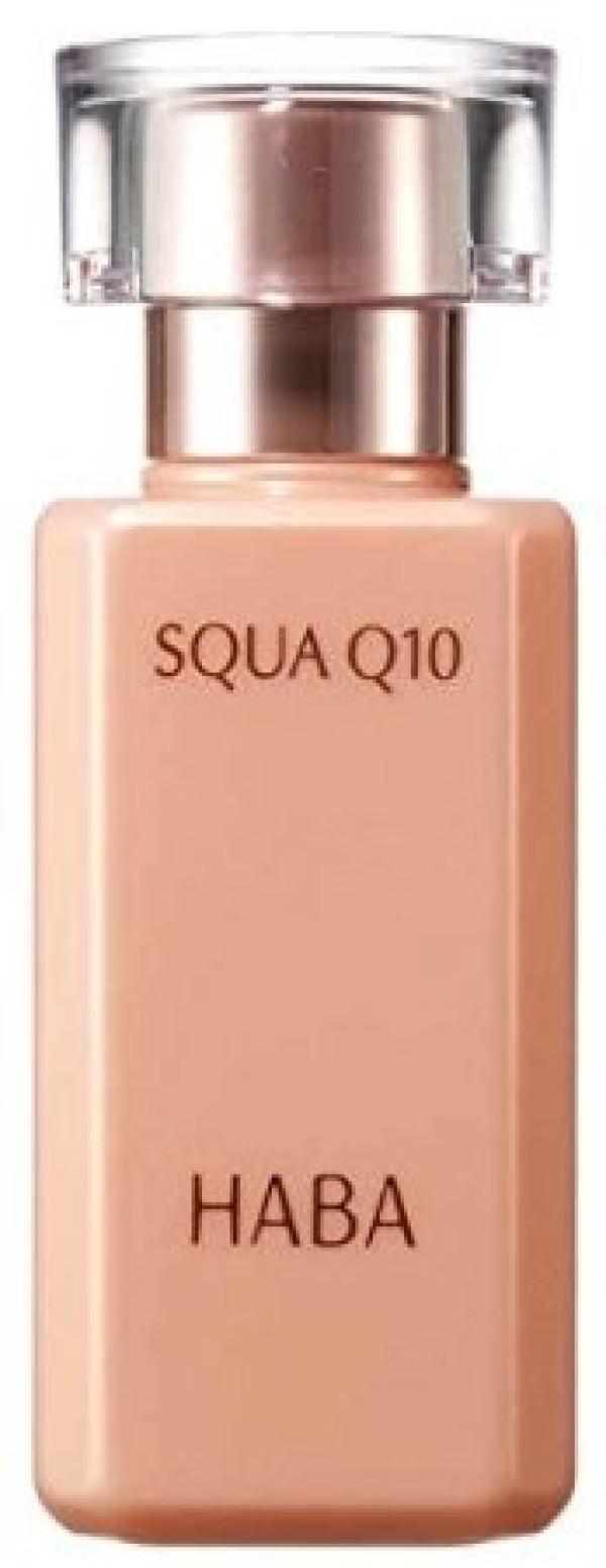 Питательное масло для лица Haba Squa Q10 со скваланом