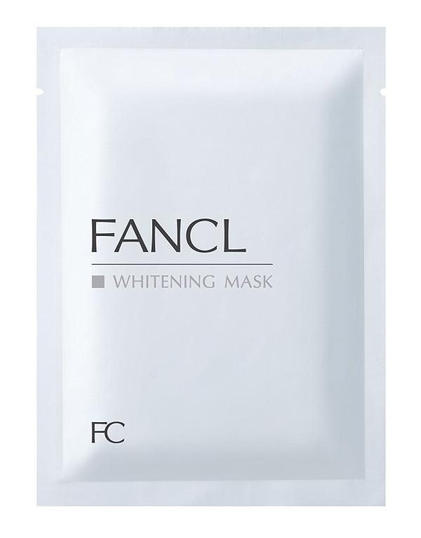 Отбеливающая маска Fancl Whitening Mask Quasi-drugs
