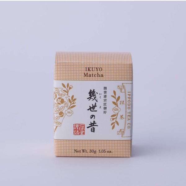 Зеленый чай матча Ippon Ummon No Mukashi