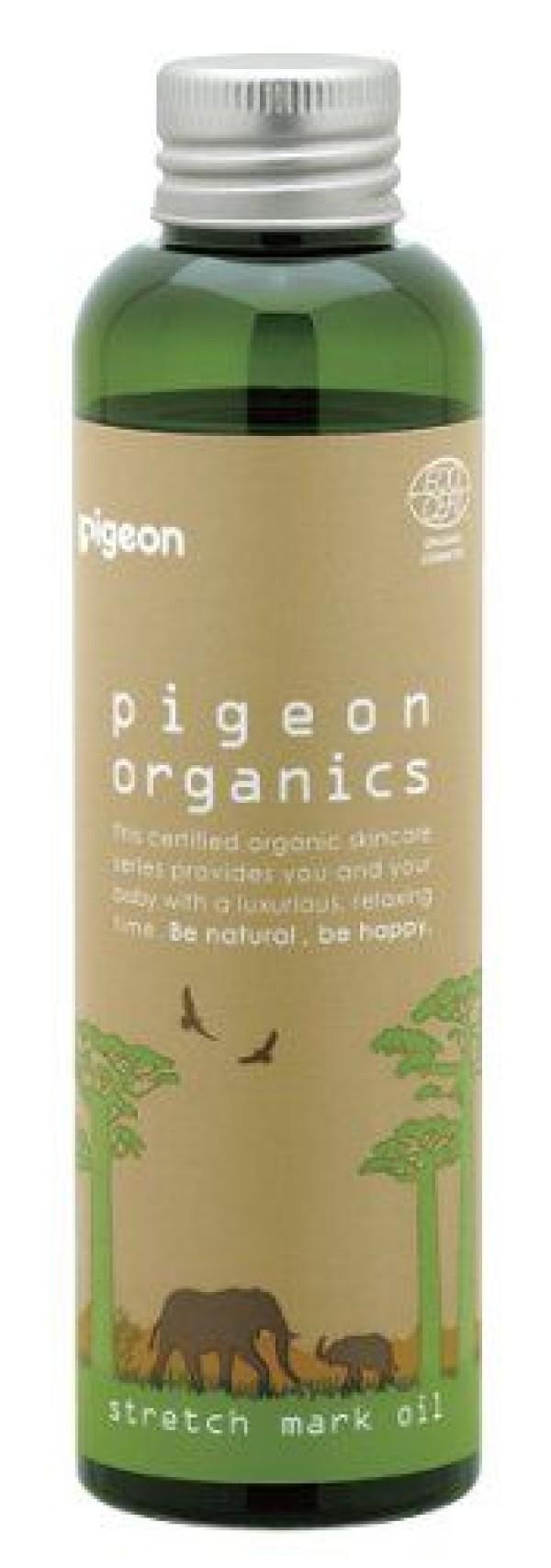 Органическое масло для тела Pigeon Organics