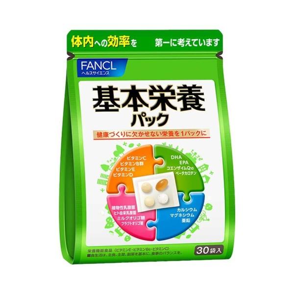Витаминный комплекс FANCL Good Choice BASIC