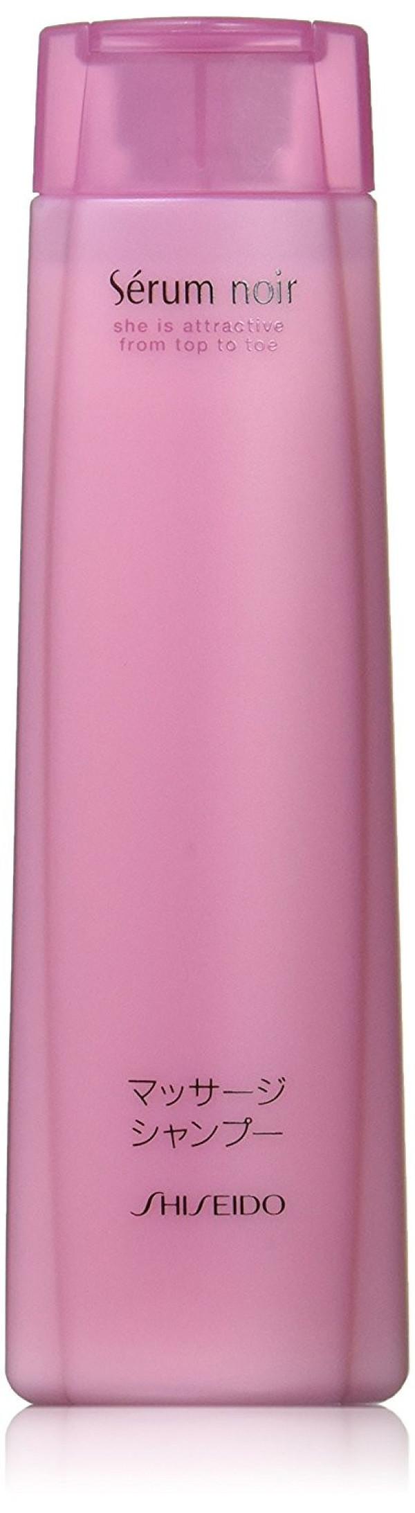Шампунь для укрепления волос Shiseido Serum Noir