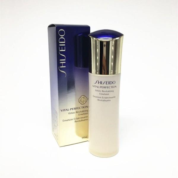 Отбеливающая эмульсия Shiseido Vital Perfection White RV Emulsion