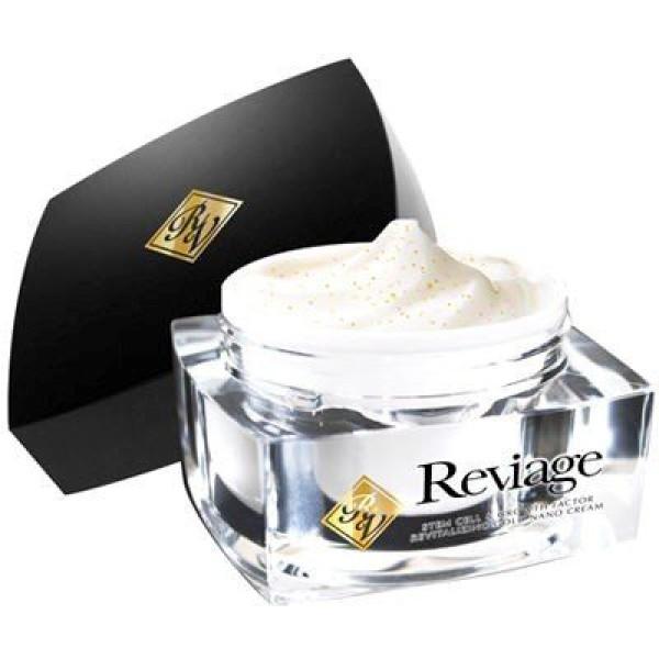 Омолаживающий увлажняющий питательный крем Reviage Nano Cream