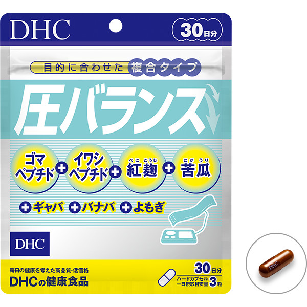 Баланс давления DHC