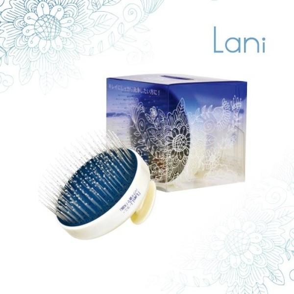 Массажная щетка Lani для мытья волос и кожи головы