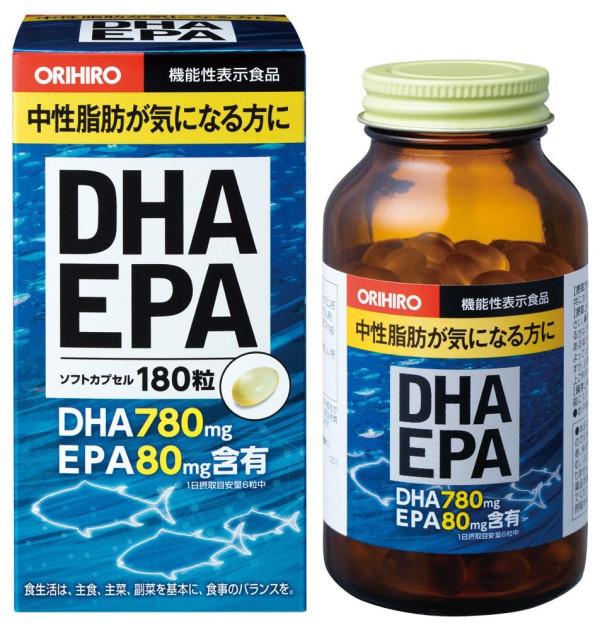Омега 3 EPA и DHA ORIHIRO