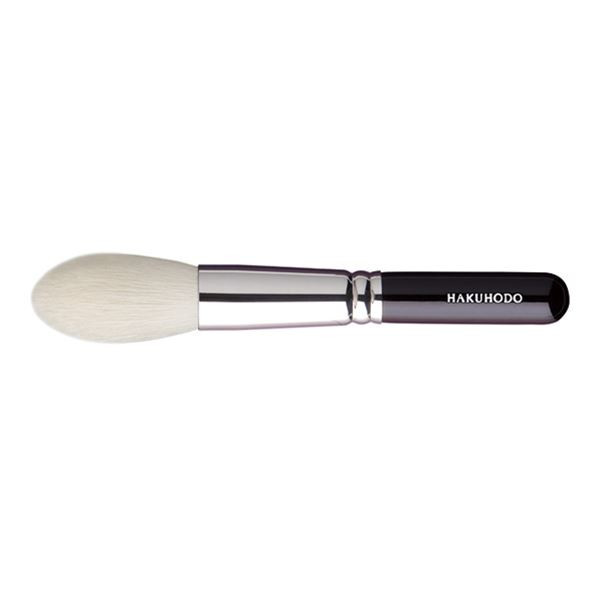 Кисть для румян HAKUHODO Blush Brush Tapered B103