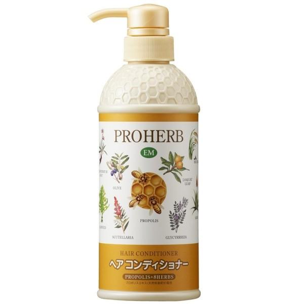 Кондиционер для волос Mint Green Proherb EM с прополисом и лекарственными травами