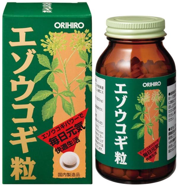 Комплекс с экстрактом элеутерококка Orihiro