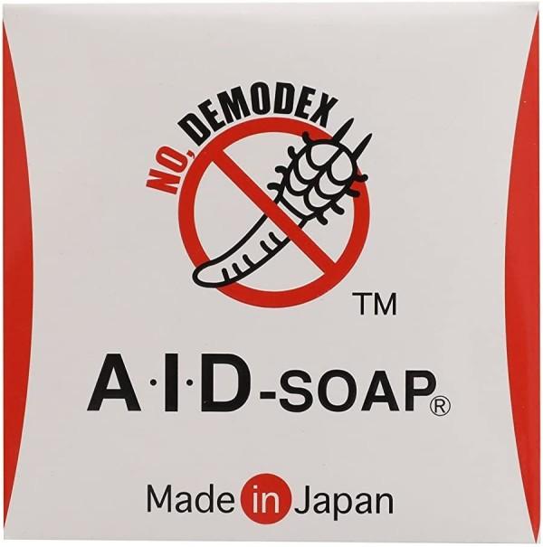 Мыло при демодекозе и угревой сыпи AID Soap No Demodex