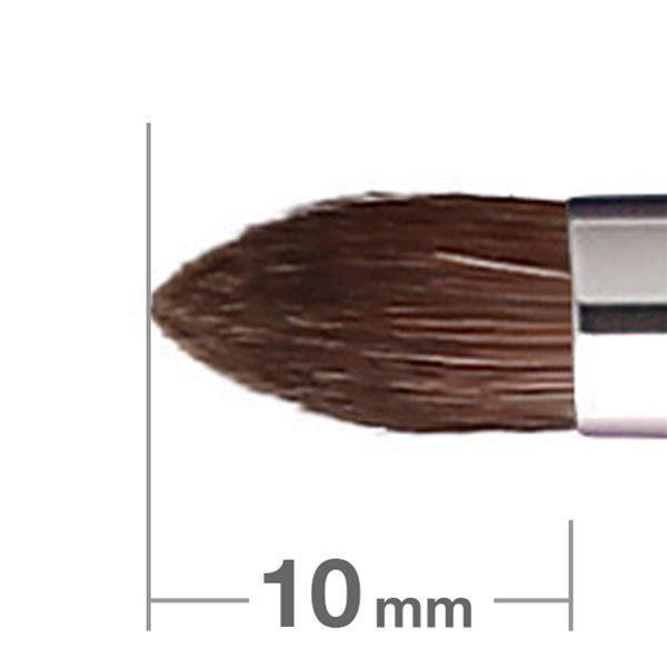Кисть для теней HAKUHODO Eye Shadow Brush Tapered B533