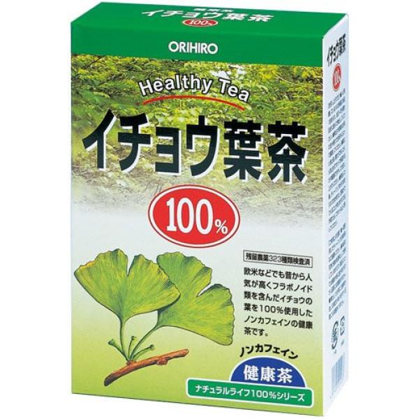 Чай с гингко Orihiro Ginkgo Biloba Tea