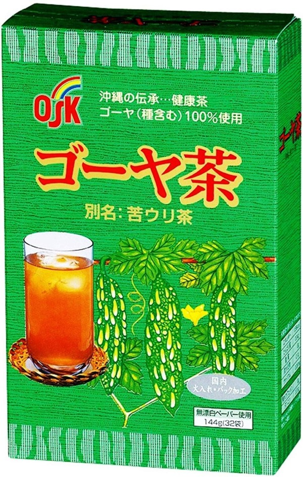 Чай из дыни гойя Super Goya Tea Seed Increase