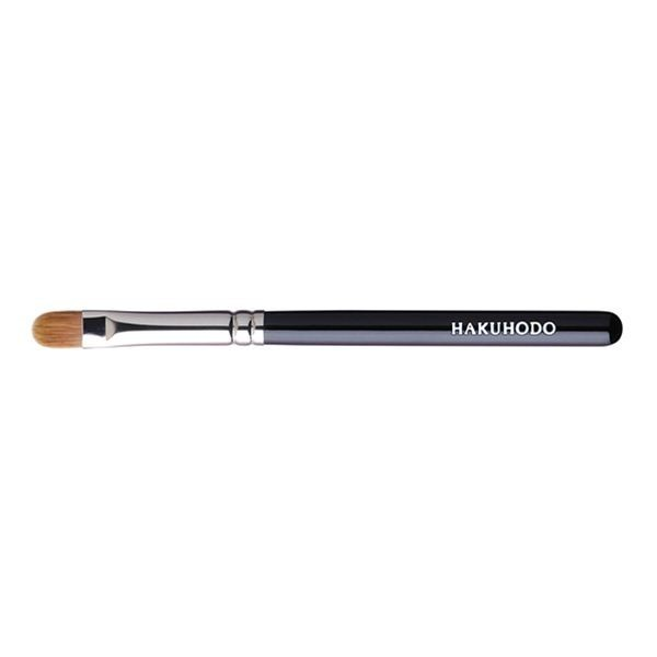 Кисть для теней HAKUHODO Eye Shadow Brush Round & Flat B242