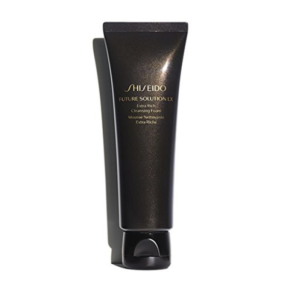 Пенка для умывания Shiseido Future Solution LX Extra Rich Cleansing Form
