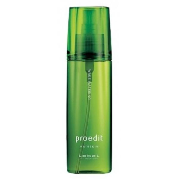 Термальный лосьон Lebel Hair Skin Relaxing Wake Watering для гладкости волос