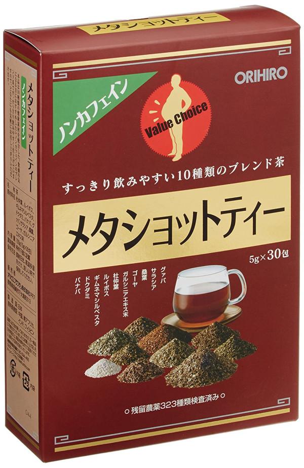 Чай меташот (без кофеина) Orihiro Meta Shot Tea