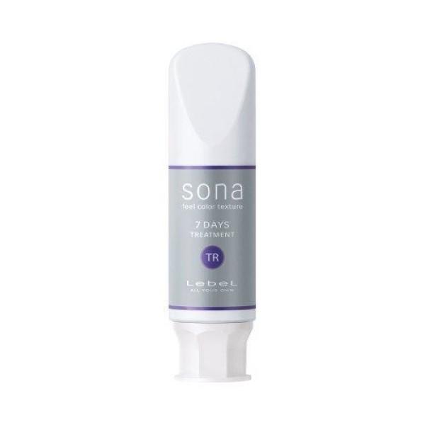 Ополаскиватель для окрашенных волос Lebel Sona 7 Days Treatment TR