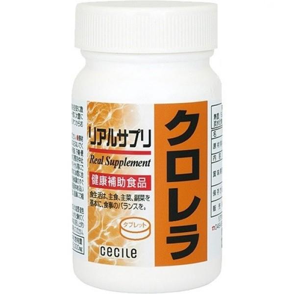 Хлорелла Real Supplement Chlorella
