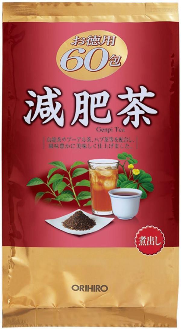 Диетический чай Пуэр Orihiro