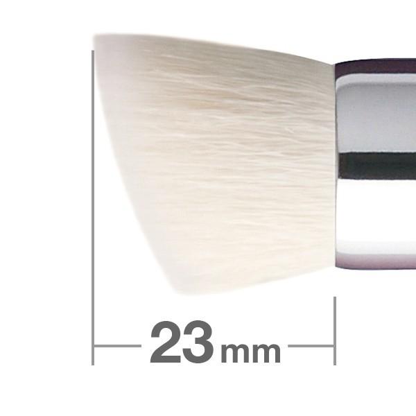 Кисть для пудры и основы HAKUHODO Powder & Liquid Foundation Brush G5555