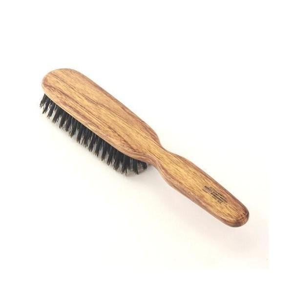 Щётка для волос IKEMOTO DAMAGE CARE BRUSH с оливковым скваланом