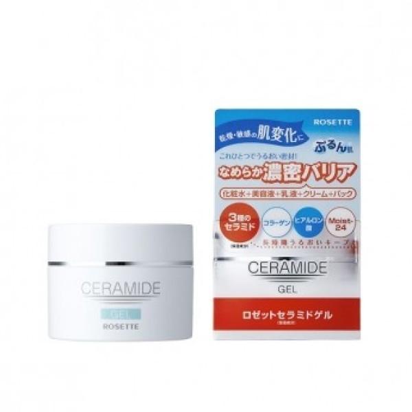 Гель с  церамидами CERAMIDE GEL ROSETTE для гладкости и упругости кожи