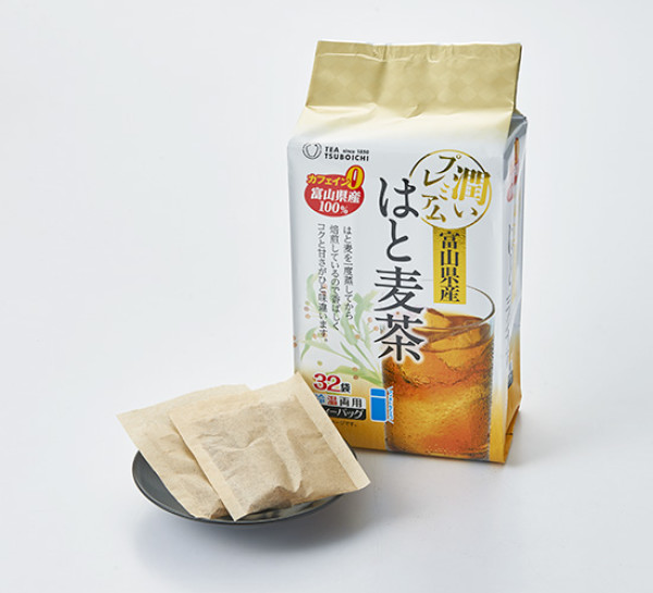 Чай из коикса Tsuboichi Tea Coix Seeds