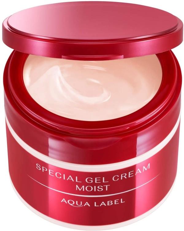 Увлажняющий гель - крем с коллагеном Shiseido AQUALABEL Special Gel Cream