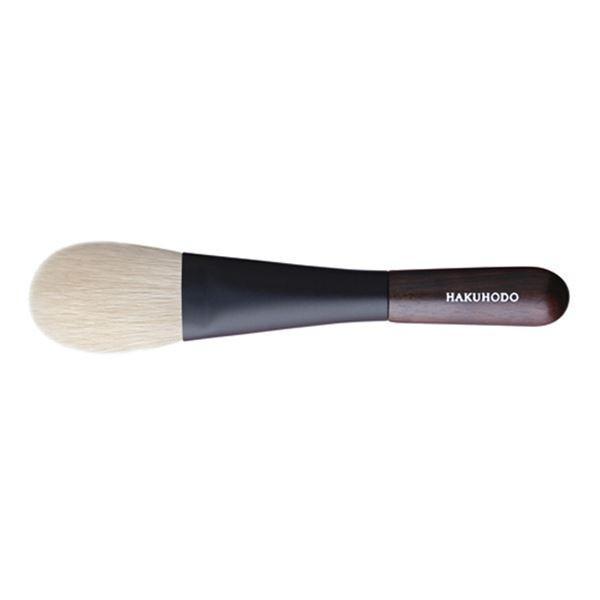 Кисть для хайлайтера HAKUHODO Kokutan Portable Highlighter Brush