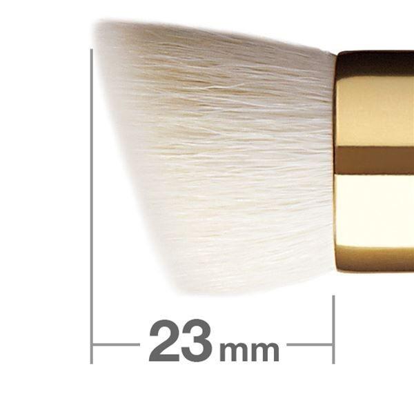 Кисть для основы под макияж и пудры Hakuhodo Powder & Liquid Foundation Brush S5555