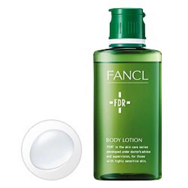 Лосьон для тела FANCL FDR Sensitive Skin Care Body Lotion
