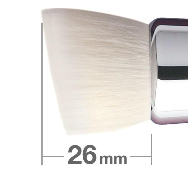 Кисть для пудры и основы HAKUHODO Powder & Liquid Foundation Brush G5556