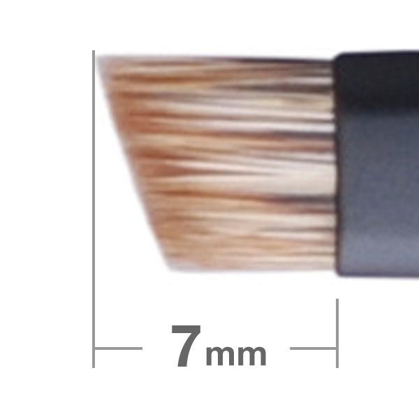 Кисть для бровей HAKUHODO Kokutan Eyebrow Brush