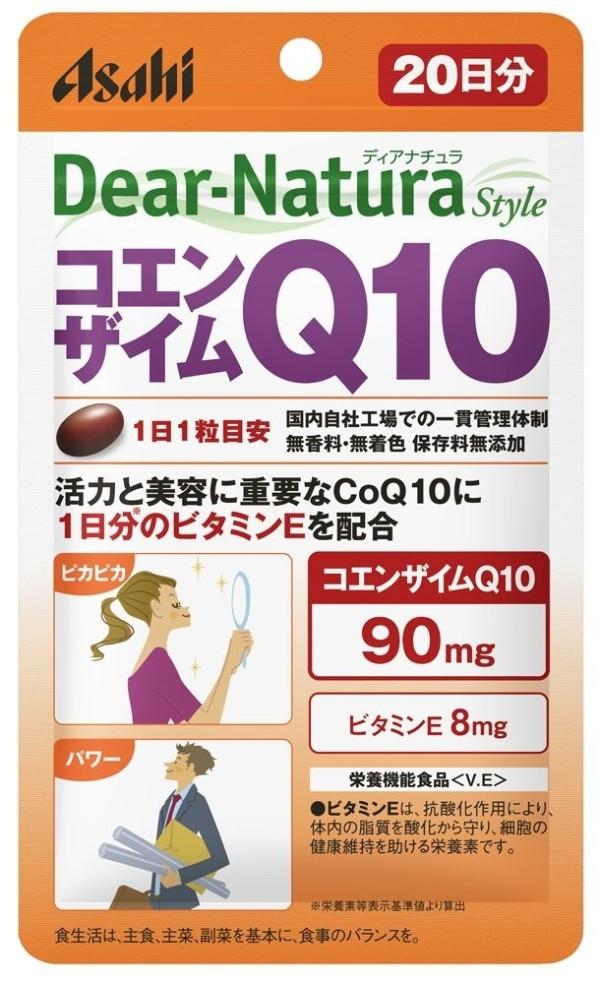 Коэнзим Q10 Dear-Natura Asahi