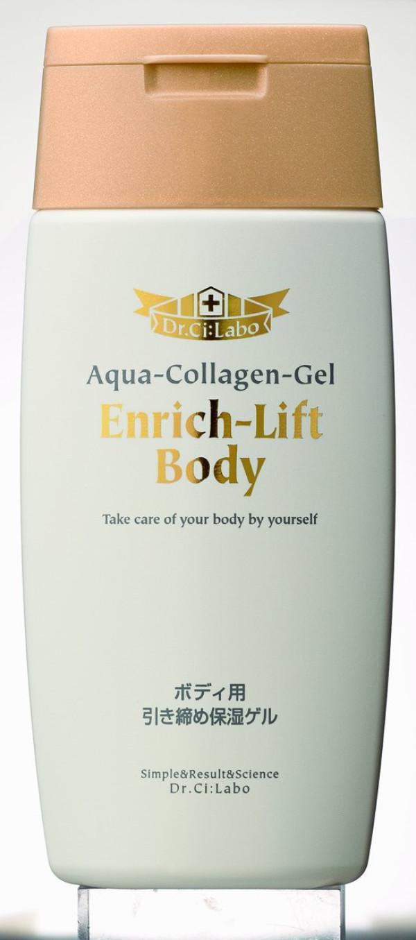 Крем-лифтинг для тела Dr Ci Labo Aqua-Collagen-Gel Enrich Lift Body
