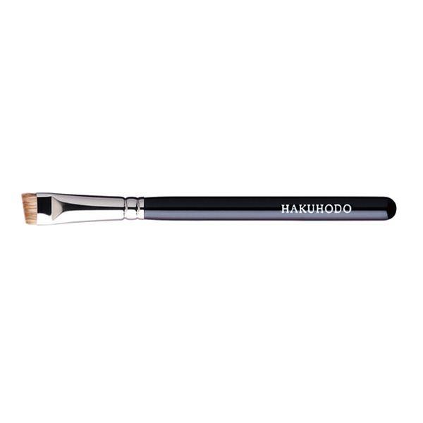 Кисть для бровей HAKUHODO Eyebrow Brush Angled G5549