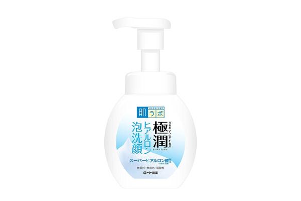 Пенка для умывания Hada Labo Gokujyun Foaming Face Wash