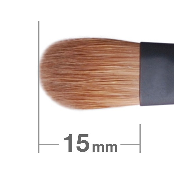 Кисть для теней HAKUHODO Kokutan Eye Shadow Brush WM