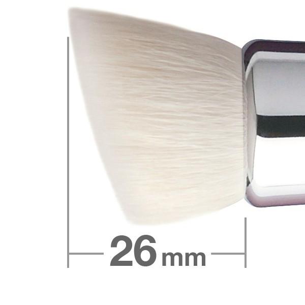 Кисть для пудры и основы HAKUHODO Powder & Liquid Foundation Brush G5557