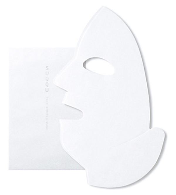 Маска для лица SUQQU FACE STRETCH MASK
