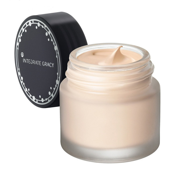 Тональный крем Shiseido integrate gracy moist cream foundation SPF22 PA++