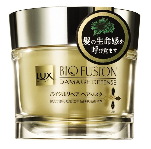 Маска LUX BIO FUSION DAMAGE DEFENCSE Vital Repair Hair Mask для восстановления волос